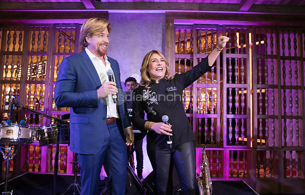 LAS VEGAS, NV - May 12, 2017: ***HOUSE COVERAGE*** John Kunkel and Lorena Garcia pictured at Chica Las Vegas Grand Opening at The Venetian Las Vegas in Las Vegas, NV on May 12, 2017. Credit: Erik Kabik Photography/ MediaPunch