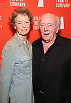 Kristin Griffith and Peter Maloney attends the Opening Night of the Atlantic Theater Company's New York Premier play 'Animal' at Jake's Saloon on June 6, 2017 in New York City.
