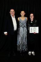 Oversew Fashion Awards at Carterton Event Centre, Carterton, New Zealand on Saturday 28 May 2016.<br />