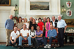 Relatives of Thomas Charles Wright visiting Beaulieu House...Picture Jenny Matthews/Newsfile.ie