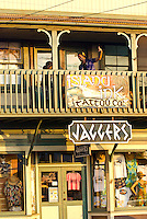 Jaggers and Island Ink Tattoo Co. in downtown Paia