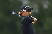Jinho Choi (KOR) during the second round of the Shot Clock Masters, played at Diamond Country Club, Atzenbrugg, Vienna, Austria. 08/06/2018<br /> Picture: Golffile | Phil Inglis<br /> <br /> All photo usage must carry mandatory copyright credit (&copy; Golffile | Phil Inglis)