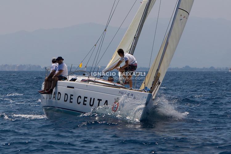ESP8185 .CIUDAD DE CEUTA .Free Ceuta S.L. .SERGIO LLORCA .R.C.M. SOTOGRANDE .XIII Regata Costa Azahar - 25 al 28 de Junio 2009, Real Club Náutico de Castellón