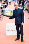 Actor Javier Gutierrez attends to orange carpet of 'Estoy Vivo' during FestVal in Vitoria, Spain. September 04, 2018.(ALTERPHOTOS/Borja B.Hojas)