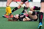 AMSTELVEEN - Hockey - Hoofdklasse competitie dames. AMSTERDAM-DEN BOSCH (3-1). Sosha Benninga (A'dam)      COPYRIGHT KOEN SUYK