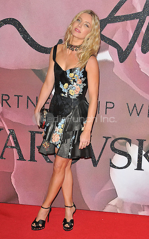 Annabelle Wallis at the Fashion Awards 2016, Royal Albert Hall, Kensington Gore, London, England, UK, on Monday 05 December 2016. <br /> CAP/CAN<br /> ©CAN/Capital Pictures /MediaPunch ***NORTH AND SOUTH AMERICAS ONLY***