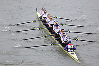 Crew: 4   University of London Boat Club A   Elite<br /> <br /> Women's Eights Head of the River (WEHoRR) 2018<br /> <br /> To purchase this photo, or to see pricing information for Prints and Downloads, click the blue 'Add to Cart' button at the top-right of the page.