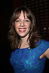 Jessie Mueller.Behind the Scenes at the 2012 Tony Award-Meet The Nominees Press Reception at Millennium Broadway Hotel on May 2, 2012 in New York City. © Walter McBride/WM Photography .