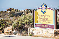 Crystal Cove State Park Moro Canyon Area
