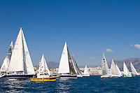 Esp 7500  .Tarhun  .Sebastian López  .Andres Manresa  .CN Campello  .X-43 .XXII Trofeo 200 millas a dos - Club Náutico de Altea - Alicante - Spain - 22/2/2008