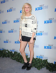 Ellie Goulding attends the 102.7 KIIS FM'S Jingle Ball 2012 held at The Nokia Theater Live in Los Angeles, California on December 01,2012                                                                               © 2012 DVS / Hollywood Press Agency