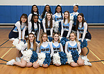 1-23-20, Skyline High School pompon team