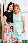 Susan Foley (Killorglin) and Sharon Connolly (Tralee), pictured at the Rose of Tralee Fashion Show on Sunday night last held in the Dome, Tralee.