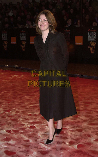 KELLY MacDONALD.Arrivals at the British Academy of Film, Television & Arts Awards (BAFTAS), Odeon Leicester Square.Ref: 11498.full length, full-length.*RAW SCAN - photo will be adjusted for publication*.www.capitalpictures.com.sales@capitalpictures.com.© Capital Pictures