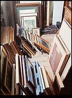 BNPS.co.uk (01202) 558833<br /> Picture: Bonhams<br /> <br /> A collection of pictures will be included in the sale<br /> <br /> It is the ultimate garden sale -- The aristocrat Cunliffe-Copeland family are auctioning off millions of pounds of antiques in a unique sale of the entire contents of their stately home Trelissick House near Truro in Cornwall. For generations the family have filled the magnificent The 18th century manor with treasures acquired from travels around the globe.<br /> <br /> 58 years ago the house was left to the National Trust on the condition members of the family could carry on living in the property. But the current incumbent, William Copeland and wife Jennifer, have decided to buy a normal-sized family home and are unable to take the hundreds of heirlooms with them. So they are holding a two-day sale of ancient ornaments, paintings, furniture, jewellery, silverware, books, rugs and wine in the grounds of Trelissick House, near Truro, later this month, and hope to raise &pound;3million