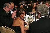Entertainer Paula Abdul chats with CNN's Wolf Blitzer at the CNN table during the annual White House Correspondent's Association Gala at the Washington Hilton Hotel, Washington, DC, Saturday, April 30, 2011..Credit: Martin Simon / Pool via CNP