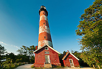 Assateague Lighthouse, Virginia, USA