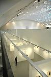 Museo Museo Museo 1998/2006 - Otto anni di acquisizioni della GAM  in mostra a Torino Esposizioni. Contemporary Art Exhibition in the Torino Expo building.