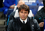 Chelsea's Antonio Conte looks on during the Champions League Group C match at the Stamford Bridge, London. Picture date: December 5th 2017. Picture credit should read: David Klein/Sportimage