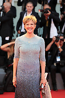 VENICE, ITALY - SEPTEMBER 09: Annette Bening arrives at the Award Ceremony during the 74th Venice Film Festival at Sala Grande on September 9, 2017 in Venice, Italy.  <br /> CAP/MPI/AF<br /> &copy;AF/MPI/Capital Pictures