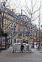Palais Royal Metro station Paris..©shoutpictures.com.john@shoutpictures.com