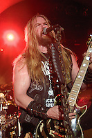 Zakk Wylde - Black Label Society Live