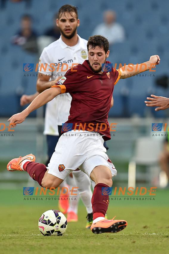 Mattia Destro Roma <br /> Roma 27-09-2014 Stadio Olimpico, Football Calcio Serie A AS Roma - Hellas Verona. Foto Andrea Staccioli / Insidefoto