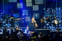SÃO PAULO,SP, 01.06.2016 - SHOW-SP - João Bosco e Vinícius, durante gravação do DVD da dupla no Espaço das Américas, em São Paulo, nesta quarta-feira, 01. (Foto: Bete Marques/Brazil Photo Press)