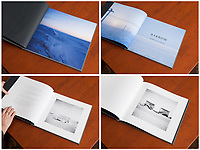 "Elegantly produced, ""Barrow"" is 34 pages, and features twelve black and white and four color images. Printed in my studio each page is archival pigment printing on 100% cotten rag, Moab Entrada Bright, Hardbound in slipcase. Edition of ten with two artist's proofs. Signed and numbered. First copy $450, with price increases as edition is sold. Direct link: https://robbiemcclaran.photoshelter.com/gallery/Barrow-Artists-Book/G00006jsaxIwdzv0"