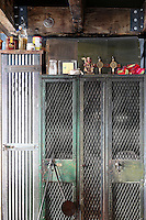 iron closet