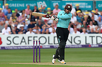 Mark Stoneman in batting action for Surrey during Essex Eagles vs Surrey, NatWest T20 Blast Cricket at The Cloudfm County Ground on 7th July 2017