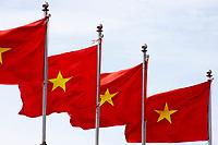 vietnam flag<br />  Hoi An