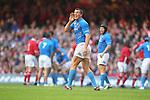 Alberto Sgarbi..2012 RBS 6 Nations.Wales v Italy.Millennium Stadium..10.03.12.Credit: STEVE POPE-Sportingwales
