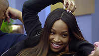 Malika Haqq<br /> Celebrity Big Brother 2018 - Day 8<br /> *Editorial Use Only*<br /> CAP/KFS<br /> Image supplied by Capital Pictures
