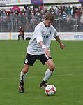Sandhausen 19.04.2008, Christian Beisel (SV Sandhausen) in der Regionalliga S&uuml;d 2007/08 SV Sandhausen 1916 - FC Ingolstadt 04<br /> <br /> Foto &copy; Rhein-Neckar-Picture *** Foto ist honorarpflichtig! *** Auf Anfrage in h&ouml;herer Qualit&auml;t/Aufl&ouml;sung. Belegexemplar erbeten.