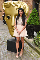 Kiran Sonia Sawar arriving for the BAFTA Craft Awards 2018 at The Brewery, London, UK. <br /> 22 April  2018<br /> Picture: Steve Vas/Featureflash/SilverHub 0208 004 5359 sales@silverhubmedia.com