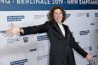 Adele Neuhauser<br /> ***NRW Reception during the 68th International Film Festival Berlinale, Berlin, Germany - 10 Feb 2019 *** Credit: Action PRess / MediaPunch<br />