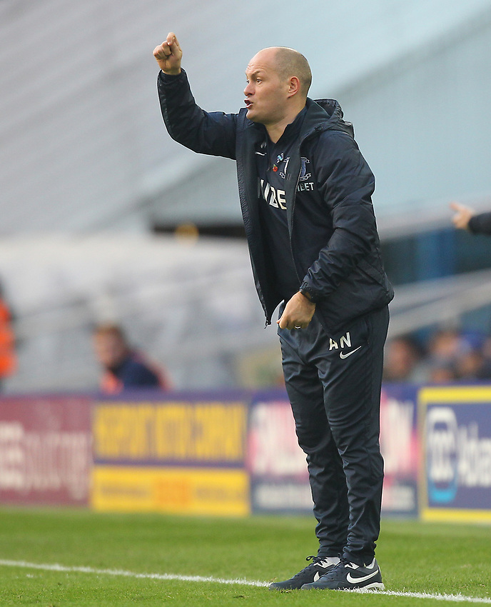 Preston North End's Manager Alex Neil<br /> <br /> Photographer Mick Walker/CameraSport<br /> <br /> The EFL Sky Bet Championship - Birmingham City v Preston North End - Saturday 1st December 2018 - St Andrew's - Birmingham<br /> <br /> World Copyright © 2018 CameraSport. All rights reserved. 43 Linden Ave. Countesthorpe. Leicester. England. LE8 5PG - Tel: +44 (0) 116 277 4147 - admin@camerasport.com - www.camerasport.com