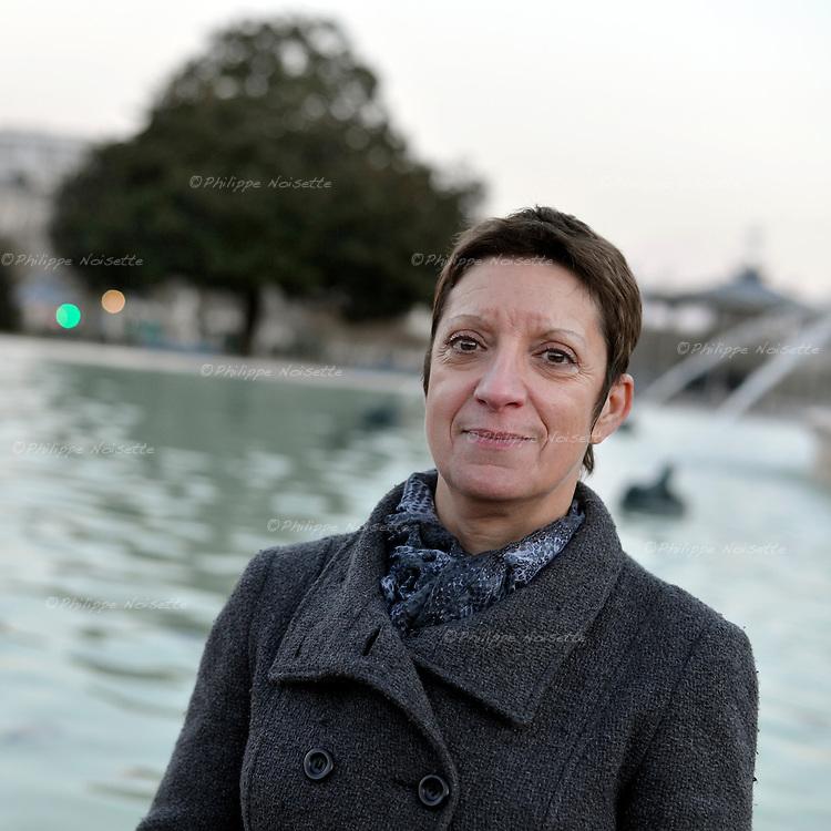 Marie-Françoise Maugendre, une des participantes au projet Dym Dam's Job.