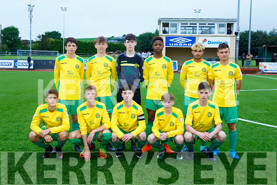 SSE Airtricity U15 League Kerry SBGL v Wexford Youths at Mounthawk Park on Monday