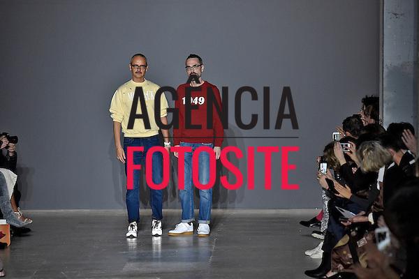 Viktor and Rolf<br /> <br /> Alta Costura - Paris - Ver&atilde;o 2016<br /> <br /> <br /> foto: FOTOSITE
