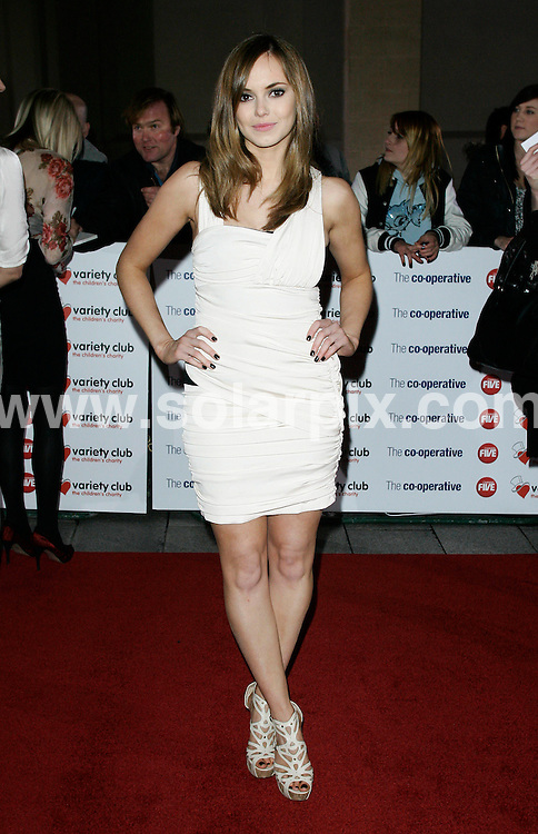 **ALL ROUND PICTURES FROM SOLARPIX.COM**                                             **WORLDWIDE SYNDICATION RIGHTS**                                                                                  Caption: attends the Variety Club Showbiz Awards at Grosvenor House, London, UK. 14 November 2010                                                              This pic: Hannah Tointon                                                                                          JOB REF: 12475 LNJ       DATE: 14_11_2010                                                           **MUST CREDIT SOLARPIX.COM OR DOUBLE FEE WILL BE CHARGED**                                                                      **MUST AGREE FEE BEFORE ONLINE USAGE**                               **CALL US ON: +34 952 811 768 or LOW RATE FROM UK 0844 617 7637**