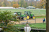 tractors at Delaware Park on 10/27/12..