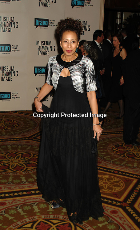 Tamara Tunie..at The Museum of The Moving Image salute to Will Smith ..at The Waldorf Astoria Hotel in New York on December 3, 2006...Robin Platzer, Twin Images