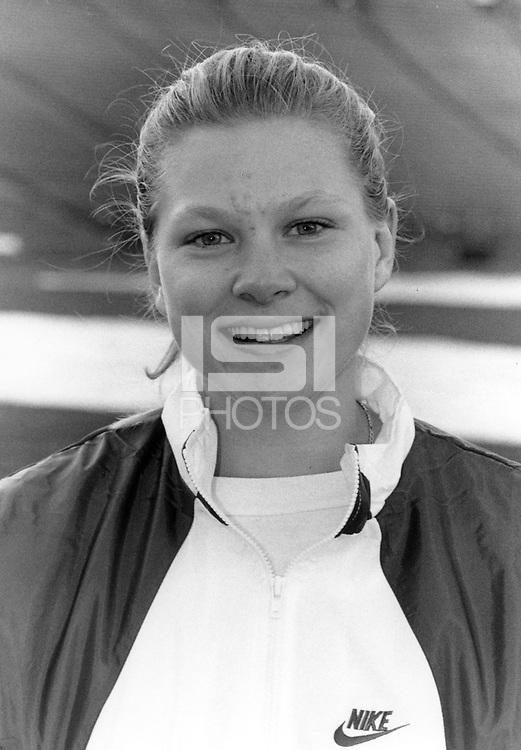 1994: Jessica Hartman.