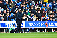 Reading Manager Jose Gomes during Reading vs Wigan Athletic, Sky Bet EFL Championship Football at the Madejski Stadium on 9th March 2019