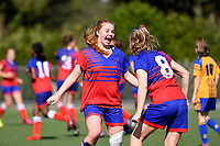20190902 NZSS Girls Football - Grant Jarvis Tournament
