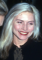 Debbie Harry<br /> 1991<br /> Photo By John Barrett/CelebrityArchaeology.com<br /> <br /> http://CelebrityArchaeology.com