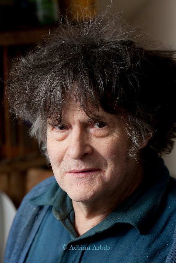 Writer,poet and activist  Heathcote Williams