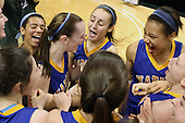 Birmingham Marian vs Canton at Breslin Hall, Girls Varsity Basketball, 3/15/14